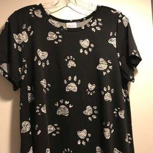 EUC Large LuLaRoe Carly Dress